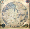 World Map 1450. Fra. Mauro